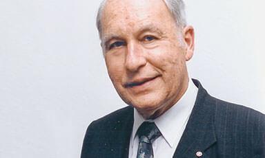 Portrait von Friedhelm Rentrop