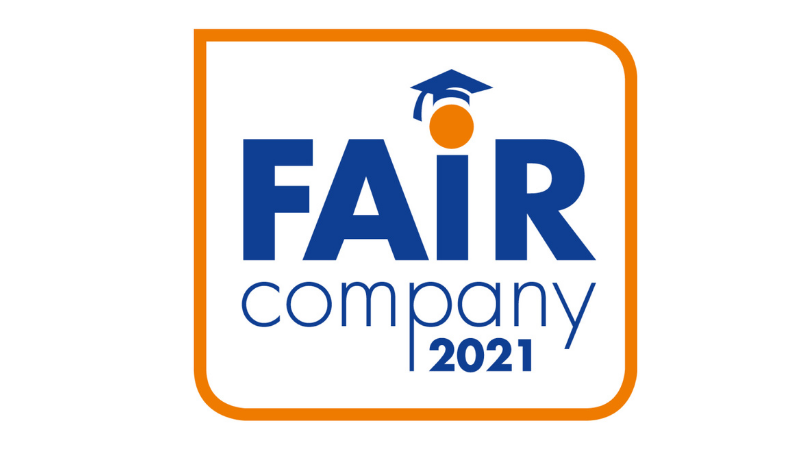 Fair Company 2021 Siegel